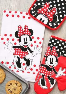 Minnie Surprise 3pc Kitchen Textile Set