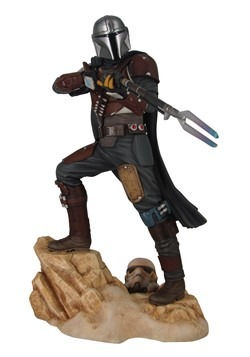 GENTLE GIANT STAR WARS PREMIER COLLECTION THE MANDALORIAN MK