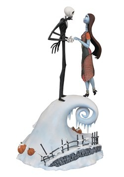 DIAMOND SELECT NIGHTMARE BEFORE CHRISTMAS JACK & SALLY STATU