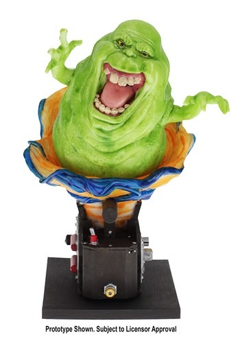 Slimer Ghostbusters Classic Bobblehead