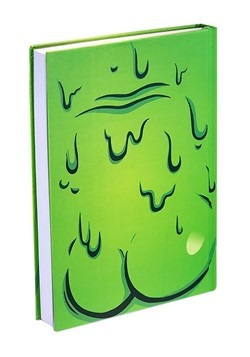 Ghostbusters Journal Slimer Alt 1