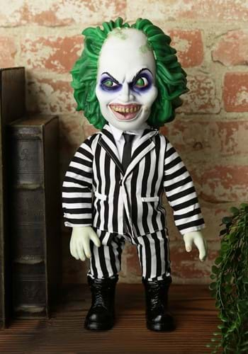 Mezco Designer Series Mega Scale Talking Beetlejuice