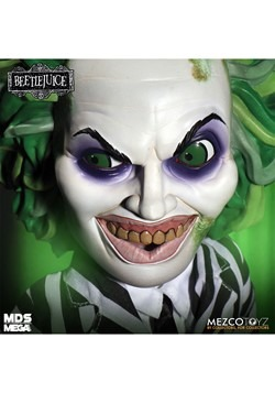 Mezco Designer Series Mega Scale Talking Beetlejuice Alt 1