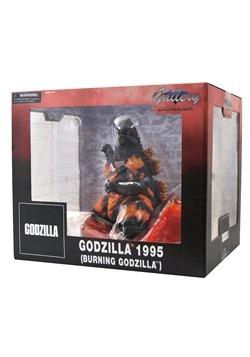 SDCC 2020 GODZILLA GALLERY BURNING GODZILLA PVC STATUE Alt 1