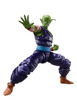 Dragon Ball Z Piccolo The Proud Namekian SH Figuarts Action