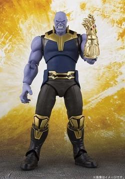 Avengers: Infinity War Thanos SH Figuarts Action F Alt 2