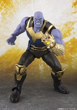 Avengers: Infinity War Thanos SH Figuarts Action F Alt 3