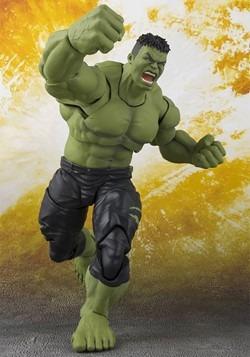 Avengers: Infinity War Hulk SH Figuarts Action Fig Alt 2