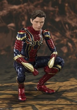 Avengers: Endgame Iron Spider Final Battle Edition SH Figuar