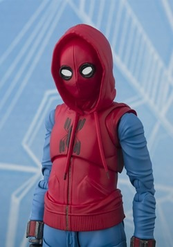 Spider-Man: Homecoming Spider-Man Homemade Suit SH Alt 1