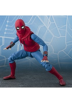 Spider-Man: Homecoming Spider-Man Homemade Suit SH Alt 3