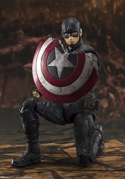 Avengers: Endgame Captain America Final Battle Edi Alt 2