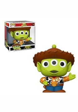 "POP Disney: Pixar- 10"" Alien as Woody"