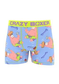 Crazy Boxers SpongeBob Patrick Board Boxer Briefs