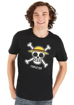 ONE PIECE LUFFY'S FLAG T-SHIRT