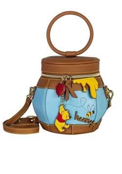 Danielle Nicole Winnie the Pooh Honey Jar Crossbody Bag