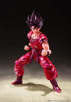 Dragon Ball Son Goku Kaioken Bandai S.H. Figurarts Alt 3