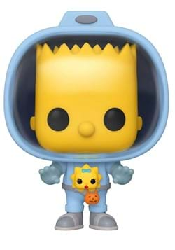 POP Animation: Simpsons- Bart w/Chestburster Maggi