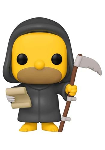 POP Animation: Simpsons- Reaper Homer