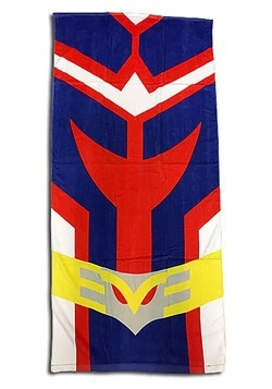 MY HERO ACADEMIA - ALL MIGHT UNIFORM TOWEL