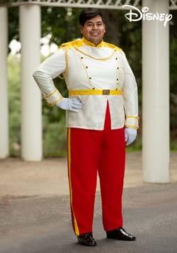 Plus Size Cinderella Prince Charming Costume
