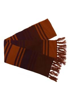 Fourth Doctor Purple Knit Scarf 6' - Doctor Who