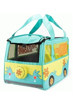 Scooby Doo The Mystery Machine Buckle Down Pet Carrier