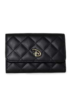 Disney Gold Accent Flip Wallet