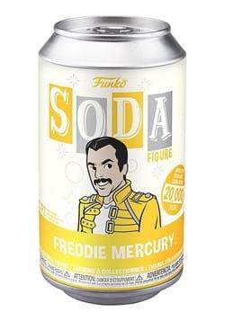 Vinyl SODA:Queen-Freddie Mercury W/(GL)Chase