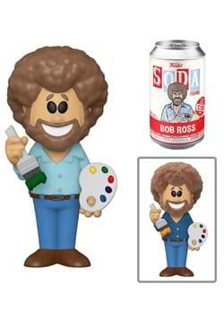 Vinyl SODA Bob Ross Bob Ross Figure
