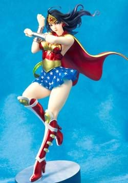 Wonder Woman Bishoujo Statue