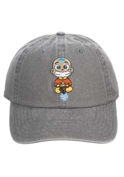 Avatar Last Airbender Embroidered Hat