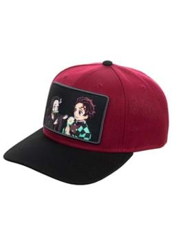 Demon Slayer Sublimated Patch Pre-Curved Snapback