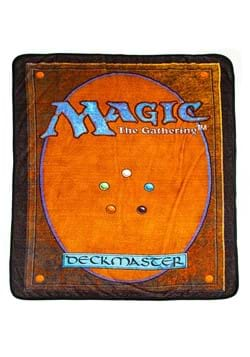 Magic The Gathering Fleece Throw