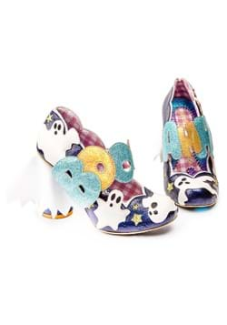 Irregular Choice Ectoplasmic Ghost Halloween Heels