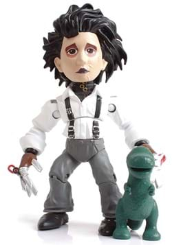 The Loyal Subjects Horror Wave 3 Ed Scissorhands Action Viny