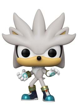 POP Games: Sonic 30th- Silver the Hedgehog
