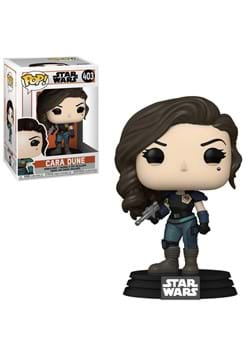 POP Star Wars: The Mandalorian- Cara Dune