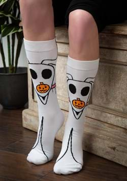 The Nightmare Before Christmas Zero 360 Character Crew Sock