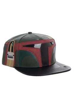Boba Fett Sound Chip Embroidered Snapback