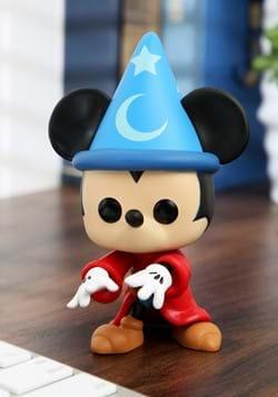 Funko Pop Disney Fantasia 80th Sorcerer Mickey-1