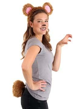 Adult Brown Bear Costume Kit Alt 1