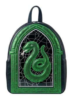 Danielle Nicole Harry Potter Slytherin Stained Glass Window