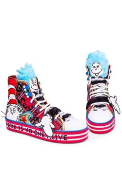 "Irregular Choice Dr. Seuss ""You-er Than You"" Sneakers"