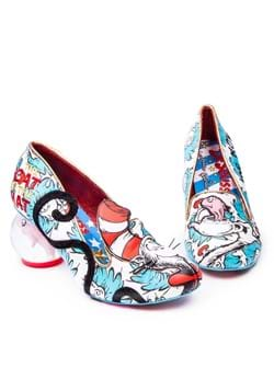 """Irregular Choice Cat in the Hat """"Good Things"""" Heels"""