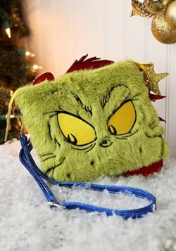 Irregular Choice The Grinch Crossbody Bag-1