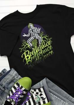 Adult Beetlejuice Beetlejuice Beetlejuice T-Shirt