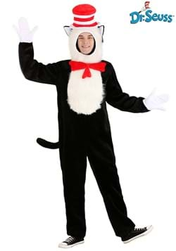 Cat in the Hat Adult Premium Costume