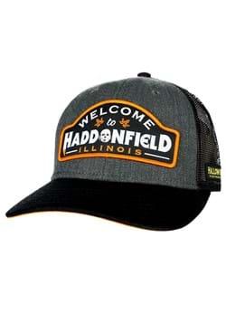 Halloween Haddonfield Patch Trucker Hat for Adults