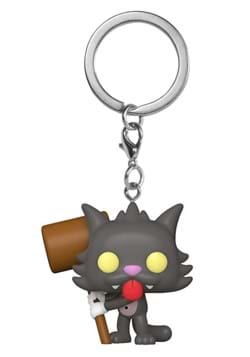 POP Keychains: Simpsons- Scratchy